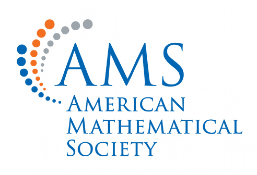 Financial support by the American Mathematical Society